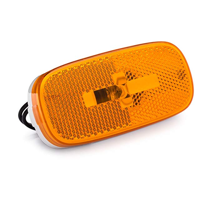 Marker Light For Safety At Night - Great Replacement Light for RV, Trailers, Campers, 5th Wheels