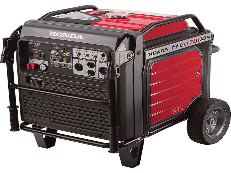 Honda 7000W Super Quiet Light Weight Inverter